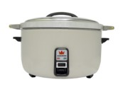 50 Cup Commercial Electric Rice Cooker - 15AMP