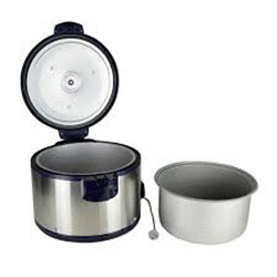 6.3L/ 35 cup commercial electric rice cooker