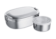 15cm Stainless Steel Lunchbox
