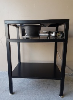 Steel frame table/ stand