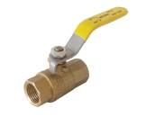 "1/2"" Gas Brass Ball Valve"