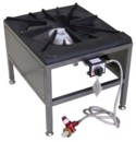 High Pressure LP Gas Stockpot Burner