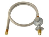 LP Gas Regulator with Hose