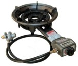 Auto Ignition Ring Burner - LP Gas